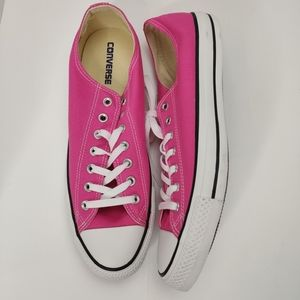 Converse All Stars Ox Pink Paper Size 11.5 NWOT